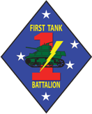 1st Tank Battalion Photos
