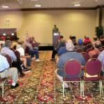 Association business meeting