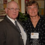 Craig and Janice Newberry at the Farewell Dinner