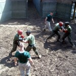 Fighting during Crusible