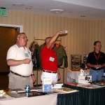 Day-2-Carl-Fleischmann-Bill-Wright-and-John-Wear-getting-ready-for-the-fun-filled-and-action-packed-auction