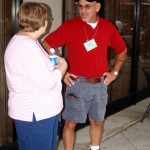 Day-2-Wally-Young-and-his-bride-waiting-to-board-the-bus-for-Aberdeen-Proving-Grounds