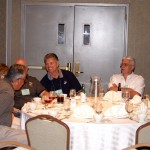 Day-3-Rick-Lewis-entertains-the-entire-table-at-the-Farewell-Dinner