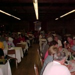 Dinner at the Minneapolis VFW Hall