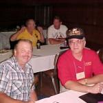 Hughie Ward and Jim Coan