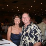 Greg and Denise, Las Vegas banquet