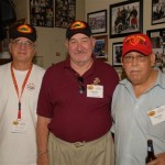 Jim Coan, Ray Byrnes and El Supremo Lugo