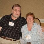 Jim and Linda Guffey...(this was Jim's last reunion)