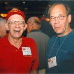 Pappy and Bob Fornwalt