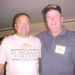 Ron Sergeant and Bill JJ Carroll