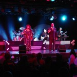 The Platters entertained the crowd during the 60's Music Review Show