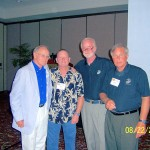 Mac Radcliffe, Greg Hank and Terry