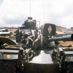 Charlie Company at LZ Baldy, 1970
