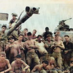 Bravo 1st Tks 4th Platoon Feb 69