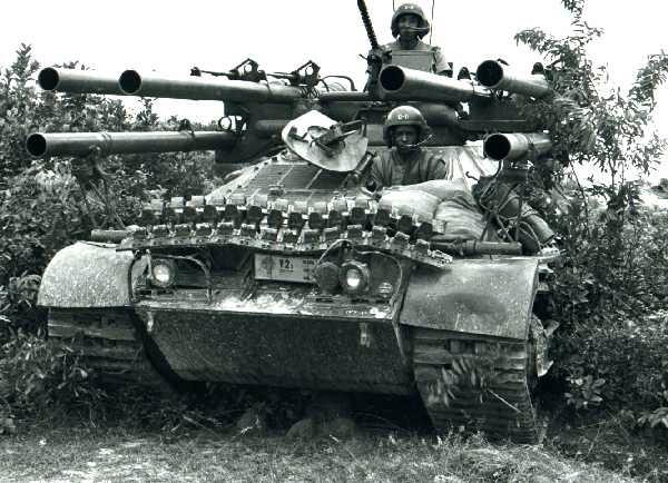 M-50 Ontos - May 1965