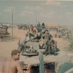 Dec. 68  Quang Tri        Mounting Out for an Ops north of Doang Ha