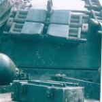 RPG hit 28 Feb 67 north of Cam Lo
