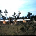 military houses for refugees