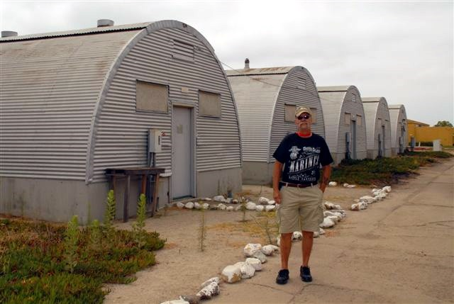 Marine Corps Quonset Hut   Marine World