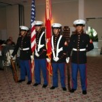 MCRD Color Guard